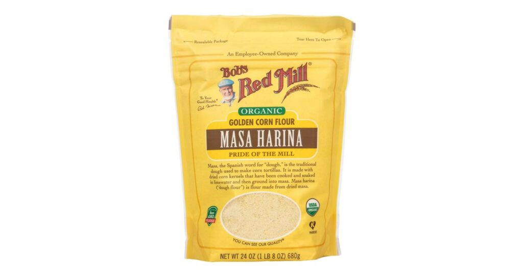 Masa Harina Substitutes