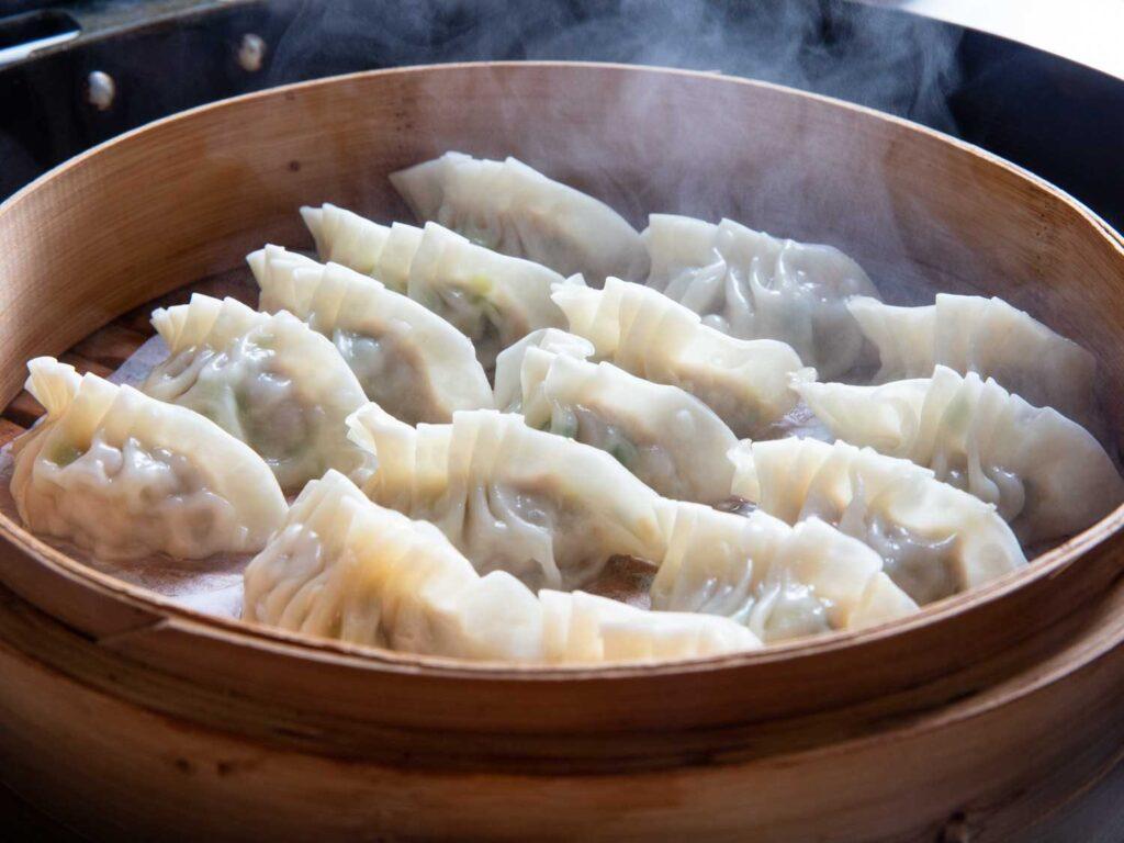Reheat Dumplings