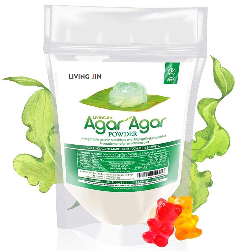 Agar Powder In Grocery Store