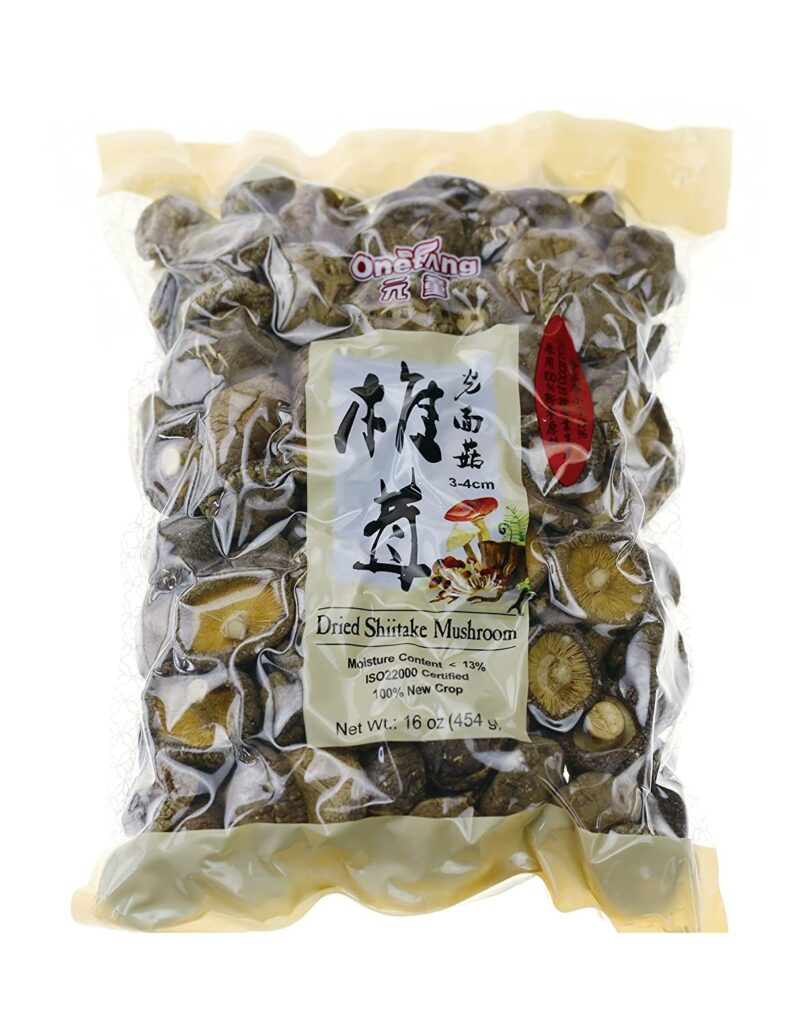 Find Dried Mushrooms In Grocery Store
