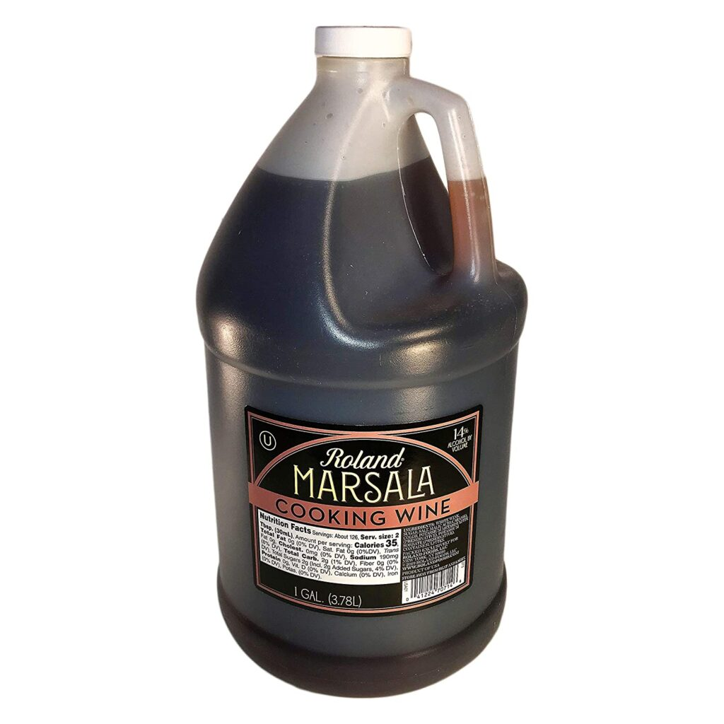 Find Marsala Wine In A Grocery Store