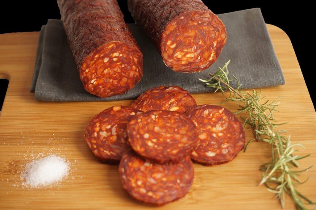 Chorizo vs Salami