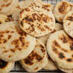 Naan Bread vs Pita