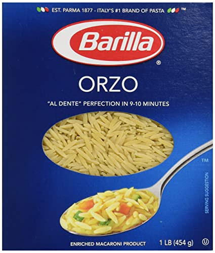 Substitute for Orzo