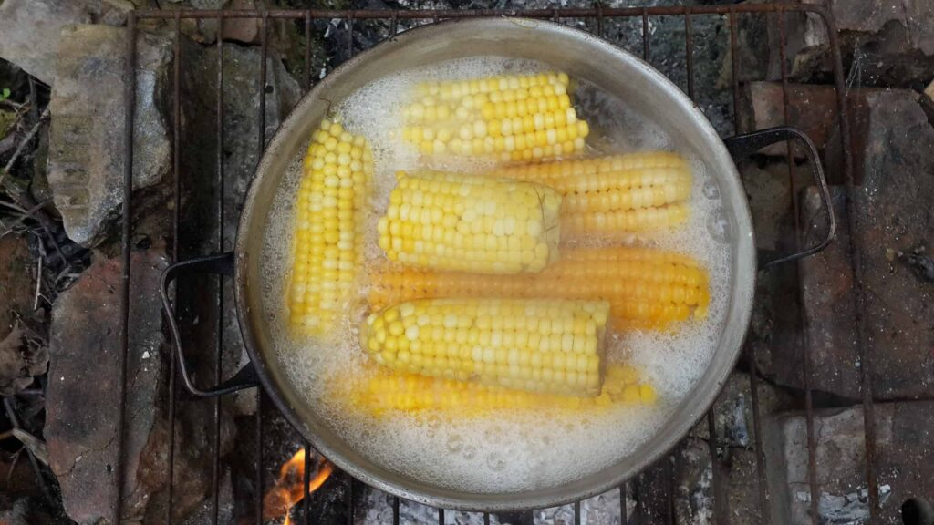Reheat Corn On The Cob