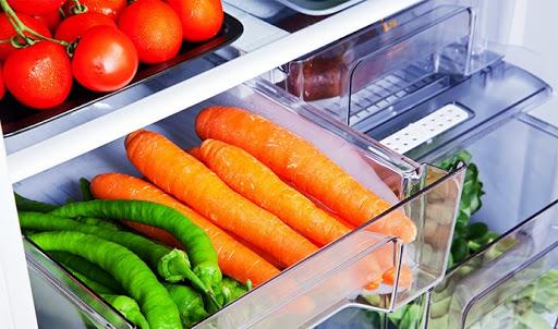 Store Carrots In The Fridge