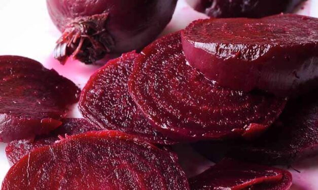 How To Store Cooked Beetroot