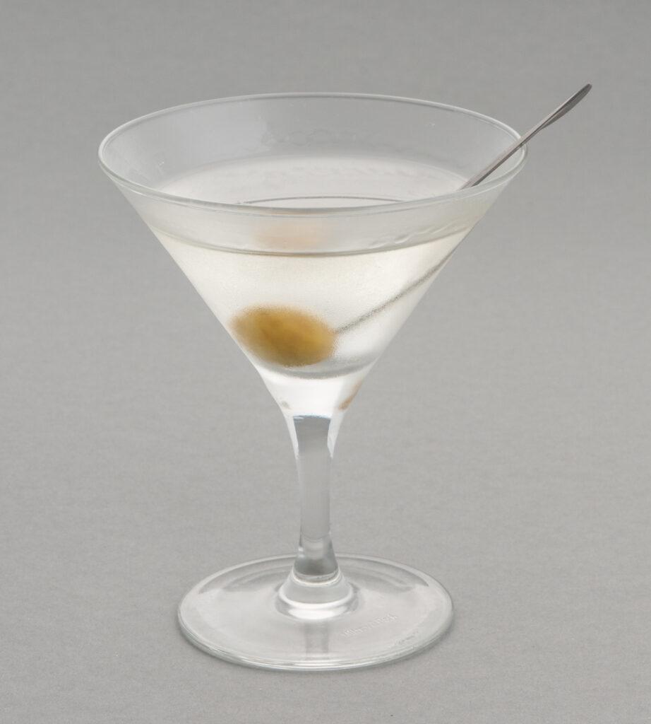 Vermouth In Martini
