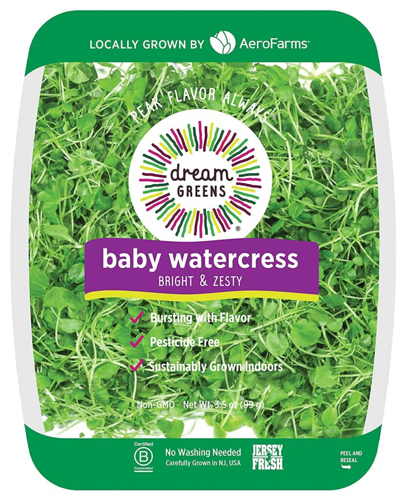 Find Watercress In Grocery Store