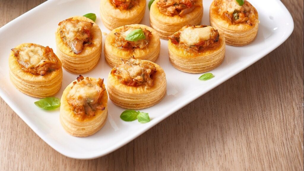 Reheat Vol Au Vents