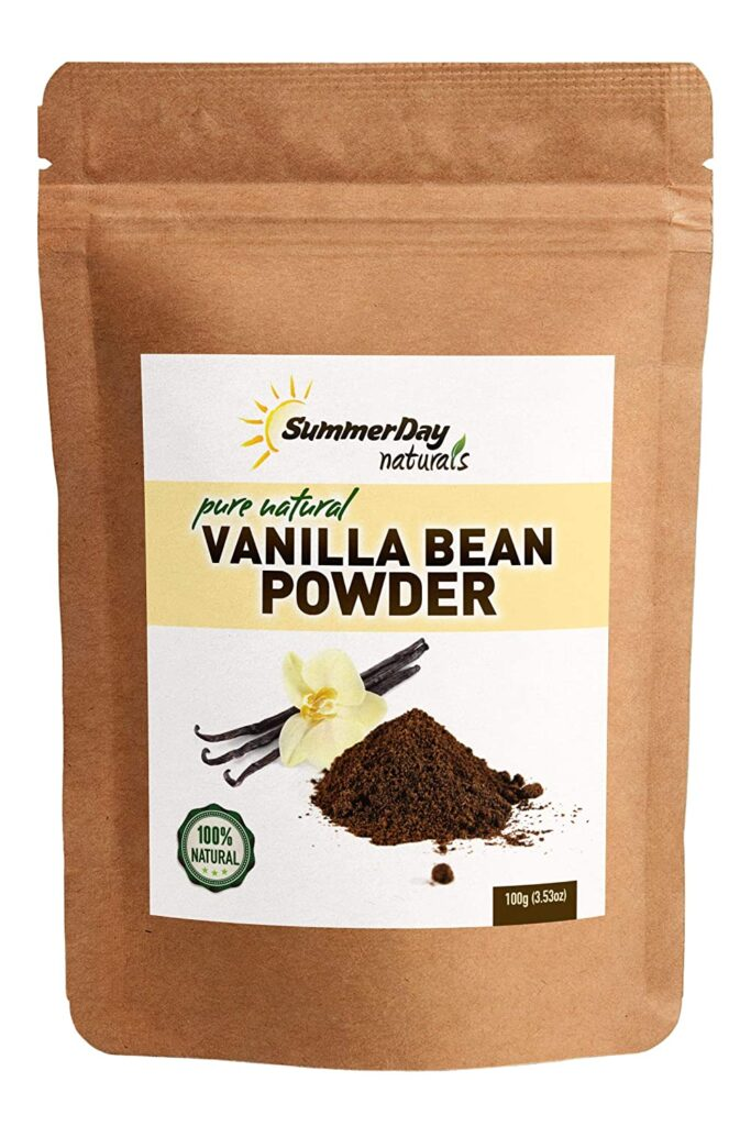 Vanilla Powder In Grocery Store