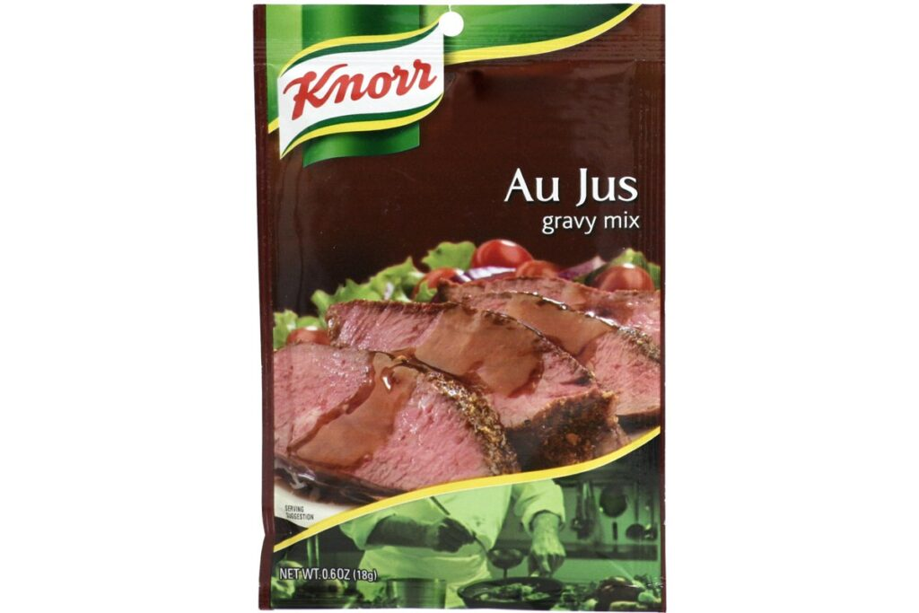 Find Au jus Mix In Grocery Store