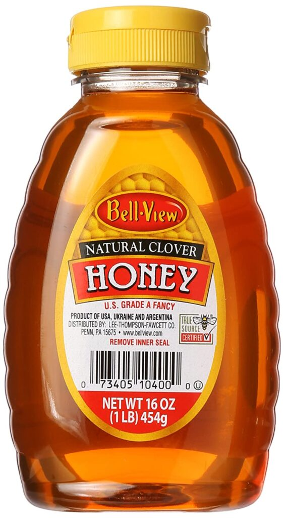 Find Honey In Grocery Store