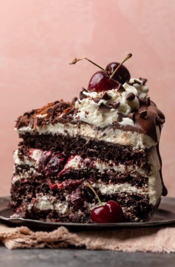 Substitute For Kirsch In Black Forest Cake