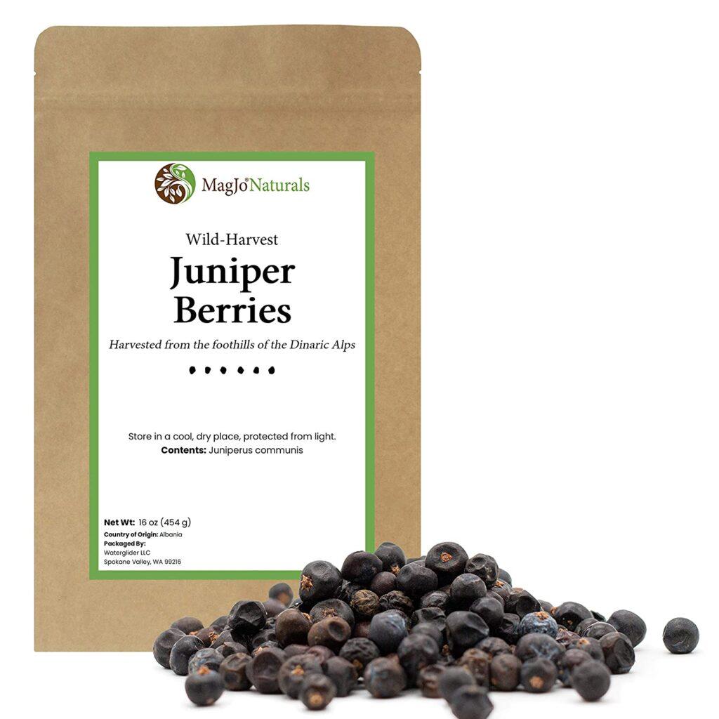 Find Juniper Berries In Grocery Store