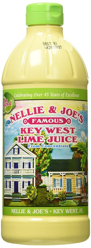 Find Key Lime Juice In Grocery Store