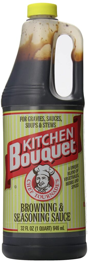 Find Kitchen Bouquet In Grocery Store