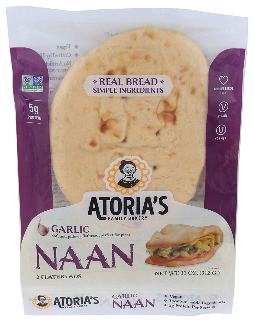 Find Naan In Grocery Store
