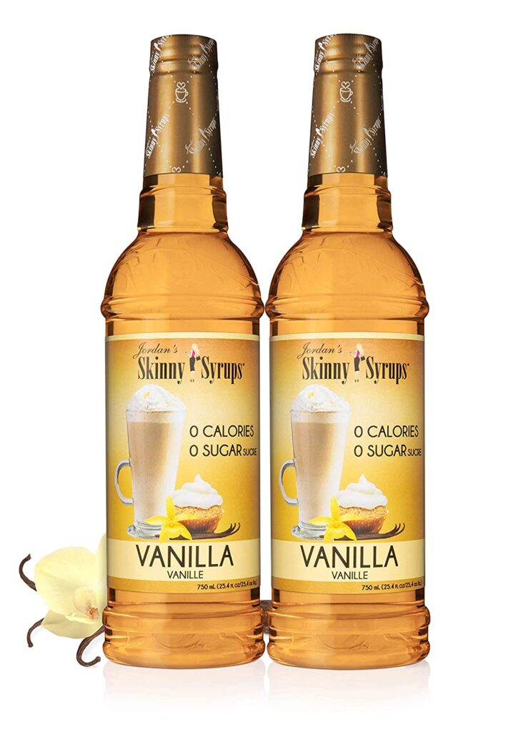 Find Vanilla Syrup In Grocery Store