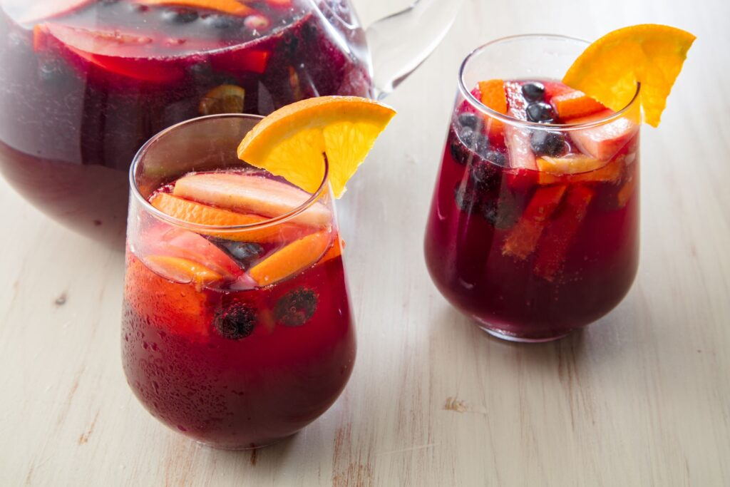 Substitute For Brandy In Sangria