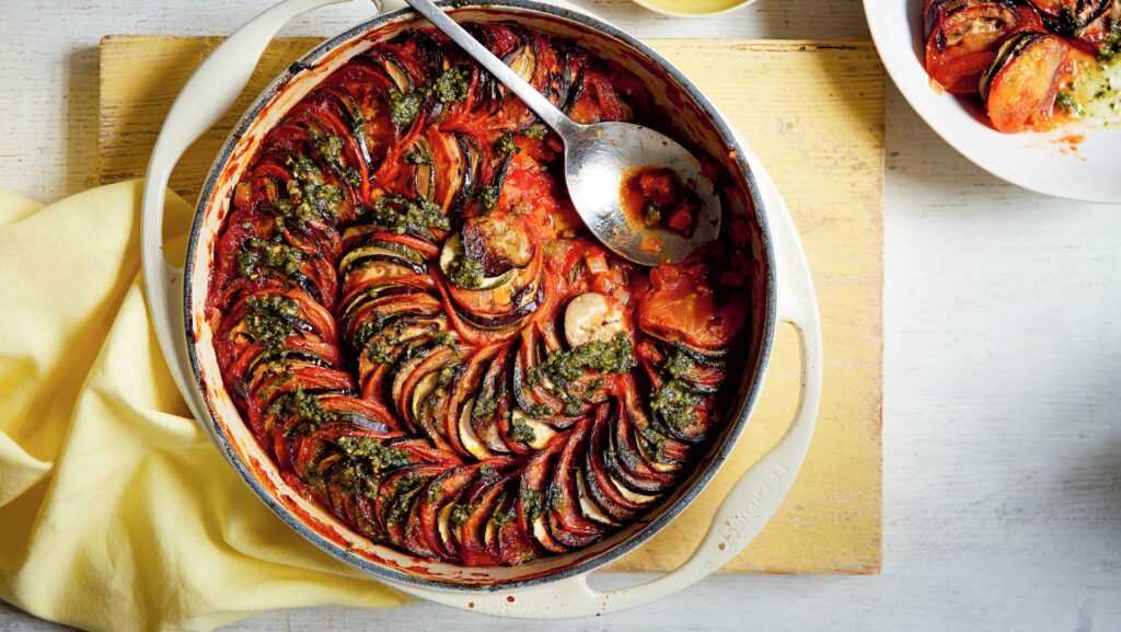 Substitute For Zucchini In Ratatouille